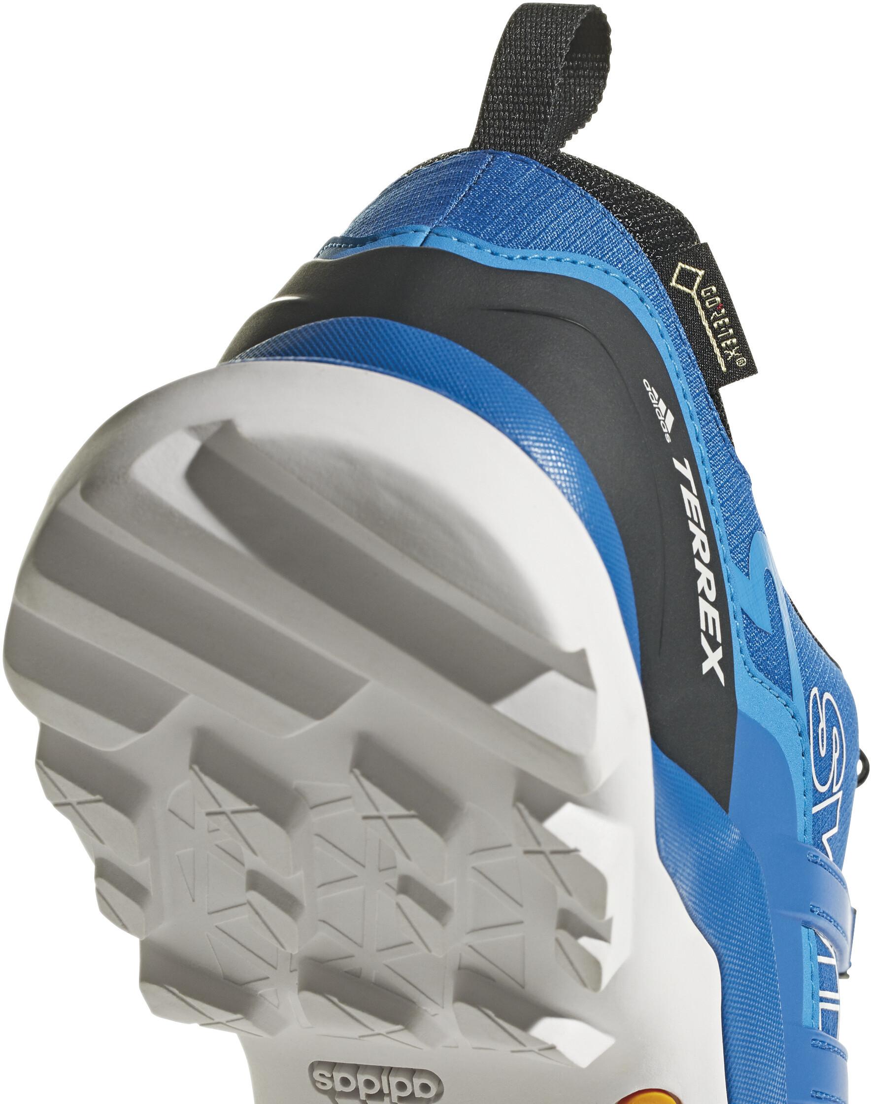 04ae3e92125fb adidas TERREX Swift R2 GTX - Chaussures Homme - bleu sur CAMPZ !